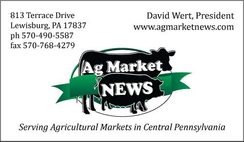 Ag Market News Business Card