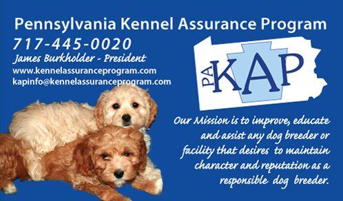 PA Kennel Assurance Program