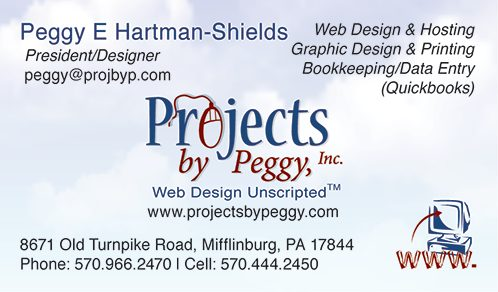 Projects by Peggy, Inc.