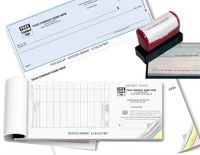 Checks and Banking Supplies