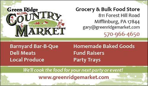 Green Ridge Market
