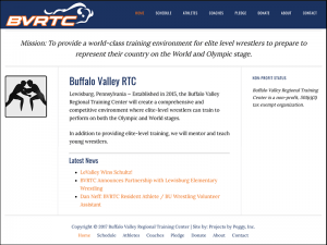 Buffalo Valley Regional Training Center (BVRTC)
