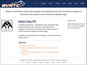 Buffalo Valley Regional Training Center (BVRTC)