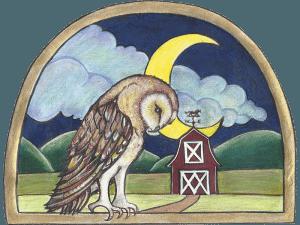 Barn Owl Art Studio