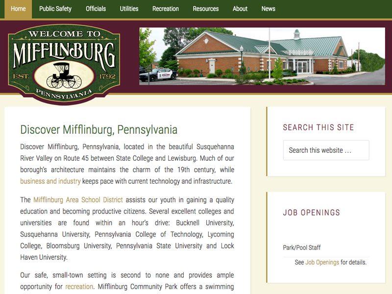 Mifflinburg Borough