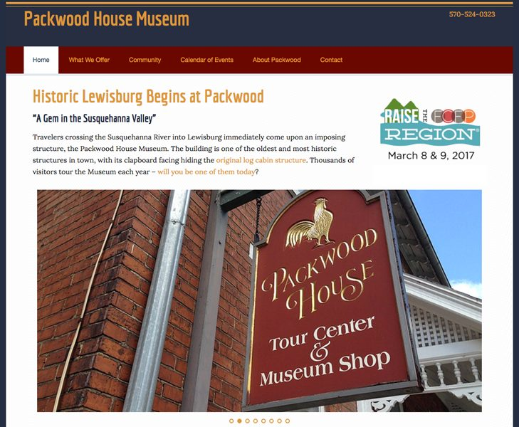 Packwood House Museum